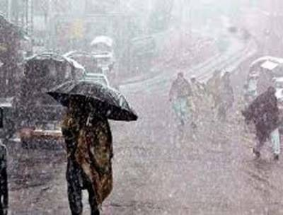 ملک کے مختلف علاقوں میں آج سے پھربارشوں کی پیشگوئی، سیالکوٹ، بنوں ،کشمیر، گلگت بلتستان میں بادل برس پڑے