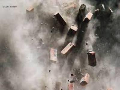 شنگھائی، کثیر المنزلہ عمارت زمین بوس ، 4افراد ہلاک 6زخمی
