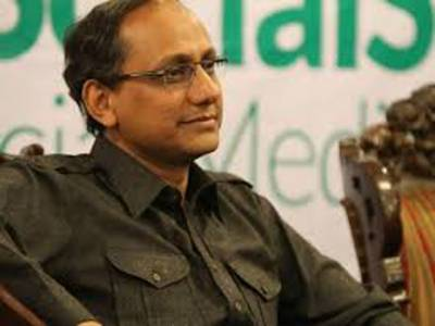 ''کرپشن '' شریف خاندان کا ٹریڈ مارک بن چکا ہے:سعید غنی