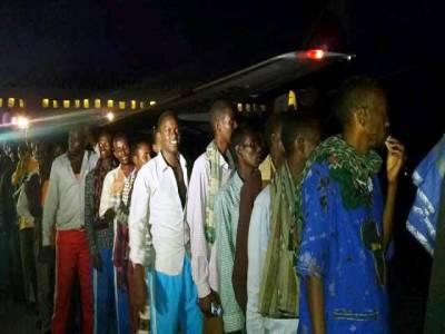 ایتھوپیا نے 100 سے زائد صومالی قیدی رہا کر دیے
