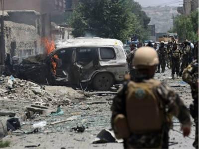 افغان دارالحکومت کابل میں خودکش کار بم دھماکا،35 افراد ہلاک،متعدد زخمی