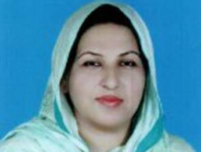 لیگی ایم پی اے فرح منظور نے زہریلی گولیاں نگل لیں ، تشویشناک حالت میں ہسپتال منتقل