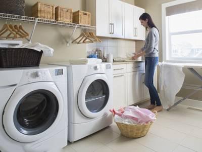 'اگر کپڑے دھوتے ہوئے یہ کام کریں تو آئندہ کپڑے کم گندے ہوں گے اور آدھے وقت میں دھل جائیں گے'
