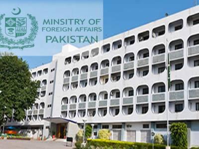 بھارت کے ڈپٹی ہائی کمشنر کی دفتر خارجہ طلبی،لائن آف کنٹرول کی خلاف ورزیوں پر شدید احتجاج