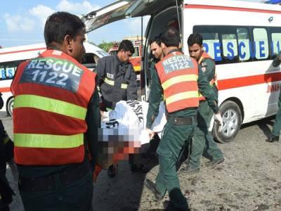 لاہور دھماکے میں شہید پولیس اہلکاروں کے نام سامنے آگئے ہیں