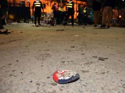 لاہور میں فیروزپور روڈ پر ہونے والے دھماکے کا مقدمہ درج کرلیا گیا