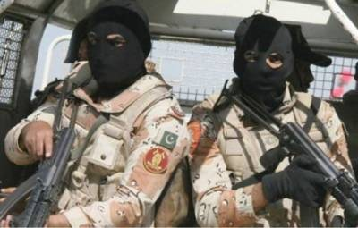 رینجرز کی کراچی میں کاروائیاں،مختلف علاقوں سے سات ملزمان گرفتار