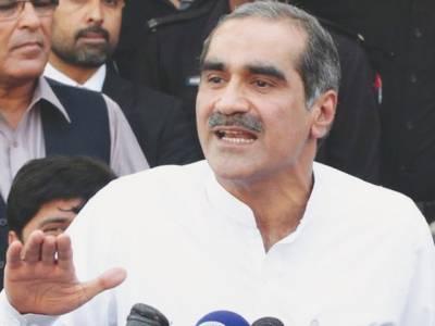 سعد رفیق سے ناراض کارکن نے بینرز لگوائے