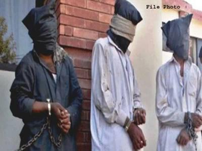 بیرون ملک بھیجنے کا جھانسہ دے کر سادہ لوح لوگوں کو لوٹنے والے 3 ملزمان گرفتار