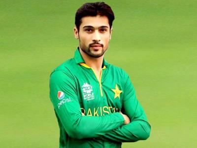 محمد عامر نے ٹیسٹ کرکٹ چھوڑنے کا امکان مسترد کردیا
