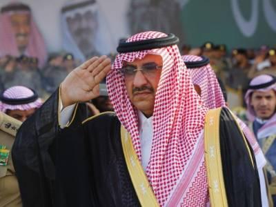 سعودی عرب سے بڑی خبر، شاہ فہد کا بیٹا ہٹائے جانیوالے نائب ولی عہدمحمد بن نائف کے حق میں کھڑا ہوگیا،ایسا اعلان کردیا کہ پورے ملک کو ہلاکر رکھ دیا