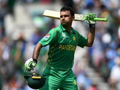 فخرزمان ایک مرتبہ پھر میدان میں آ گئے، ایسا کھیل کھیلا کہ پاکستانیوں کے پھر سے دل لوٹ لئے