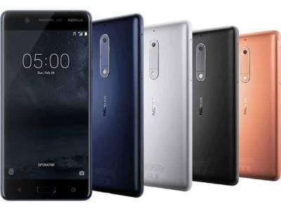 نوکیا کا دوسرا اینڈرائڈ سمارٹ فون نوکیا 5 پاکستان میں فروخت کیلئے پیش کر دیا گیا، قیمت اتنی کم کہ آپ فوراً خریدنے کیلئے مارکیٹ جا پہنچیں گے