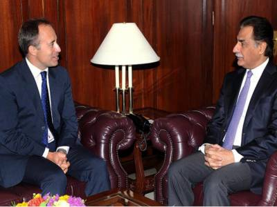 پاکستان برطانیہ کے ساتھ تعلقات کو اہمیت دیتا ہے، دونوں ممالک کا مختلف عالمی معاملات پر یکساں مئو قف ہے: ایاز صادق