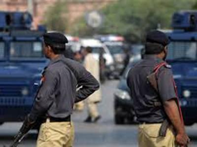 کراچی، رینجرز اور پولیس کا مشترکہ سرچ آپریشن،51 مشتبہ افراد گرفتار