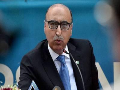 پاک بھارت مشیر ان قومی سلامتی مسلسل رابطے میں ہیں، کلبھوشن یادیو کی دی گئی معلومات سے دہشتگردوں کے سلیپر سیل ختم کیے: عبدالباسط