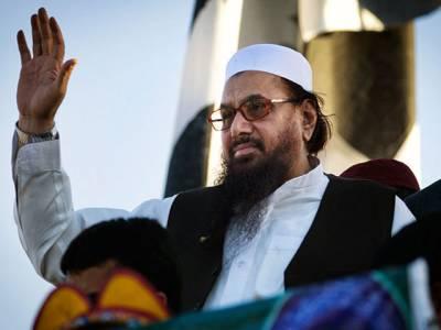 حافظ سعید کی نظر بندی میں مزید 60 روز کی توسیع کردی گئی