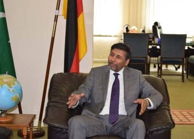 بھارت سمیت دنیا کے دیگر سفارتکاروں سے اچھے تعلقات رکھنا ہماری پیشہ ورانہ ذمہ داری ہے،جرمنی میں تعینات پاکستانی سفیر جوہر سلیم کا تفصیلی انٹرویو