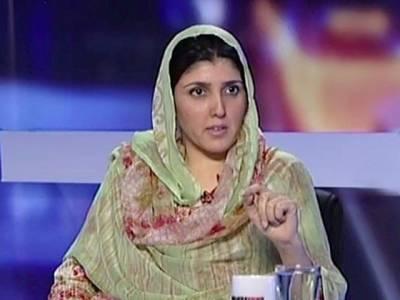 خیبر پی کے احتساب کمیشن کا بغیر ثبوت عائشہ گلالئی کیخلاف تحقیقات سے انکار