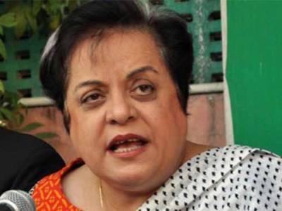 عائشہ گلالئی معاملے پر قائم کمیٹی مسترد , سیاسی مخالفین کو فیصلہ صادر کرنے کے اختیارات نہیں سونپ سکتے: شیریں مزاری کا ایاز صادق کو خط