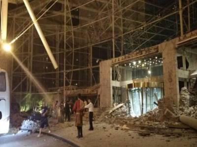 چین میں7شدت کا زلزلہ ،100سے زائد ہلاکتوں کا خدشہ ، ہزاروں افراد زخمی