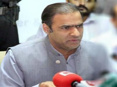 عائشہ گلالئی کے الزامات کے بعد عمران خان راہ فرار اختیار کر ر ہے ہیں : عابد شیر علی