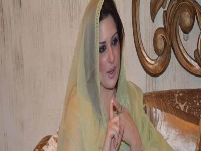 عائشہ احد کی جانب سے وزیر قانون رانا ثناءاللہ کے خلاف درخواست پر تھانہ جنوبی چھاﺅنی سے جواب طلب