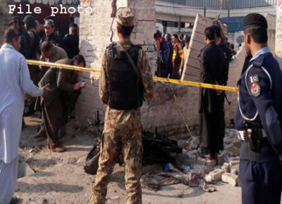 دیر کے علاقے سلطان خیل درہ میں خودکش دھماکے میں 5 سکیورٹی اہلکار شہید،6 زخمی