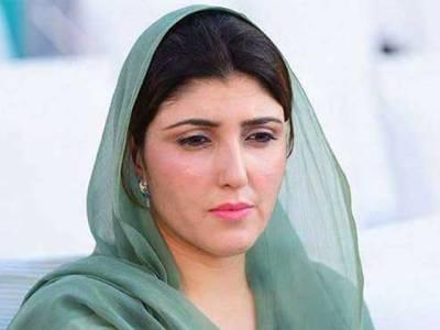 عائشہ گلالئی کیخلاف نیب اور احتساب کمیشن خیبرپختونخوامیں درخواست