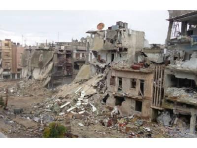 یہ تصویر یمن یا شام کی نہیں بلکہ سعودی عرب کی ہے، اس علاقے کی یہ حالت کیسے ہوگئی؟ حقیقت ایسی کہ پوری دنیا میں ہنگامہ برپاہوگیاکیونکہ۔۔۔