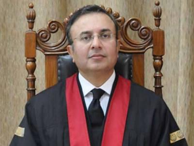 چیف جسٹس مسٹر جسٹس سید منصور علی شاہ کی سربراہی میں بین الاقوامی ڈونرز کا لاہور ہائی کورٹ میں اجلاس