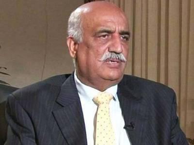 نواز شریف نے عوام میں جاکر اچھا فیصلہ کیا، سابق وزیر اعظم اپنے ترکش کا آخری تیر استعمال کر رہے ہیں: خورشید شاہ