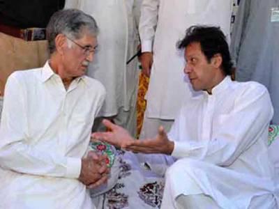 عمران خان کی ثالثی رنگ لے آئی، پرویز خٹک اور وزرامیں اختلافات ختم ہوگئے