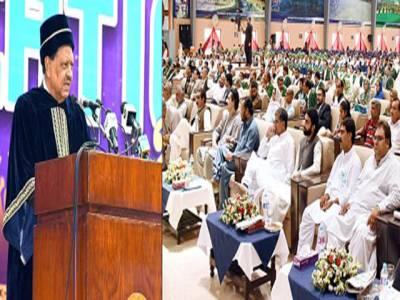 پاکستان کی ترقی بلوچستان سے منسلک ، صوبے کا مستقبل روشن ہے: صدر مملکت