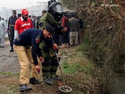 نواز شریف کے کارواں کے آغاز سے قبل پنجاب ہاﺅس میں سکیورٹی کلیئرنس کیلئے بم ڈسپوزل اسکواڈ طلب