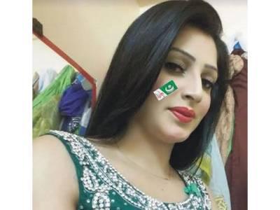 ثناء خان جشن آزادی منانے میں سر گرم ، ہمارا پیغام محبت ،امن ہے :ثنا ء خان