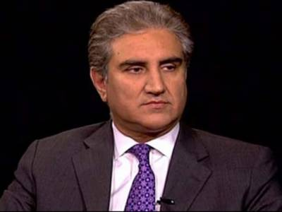 نواز شریف سیاسی طور پر زندہ رہنے کیلئے کوشش کر رہے ہیں لیکن عوام نے یکسر مسترد کر دیا ہے : شاہ محمود قریشی