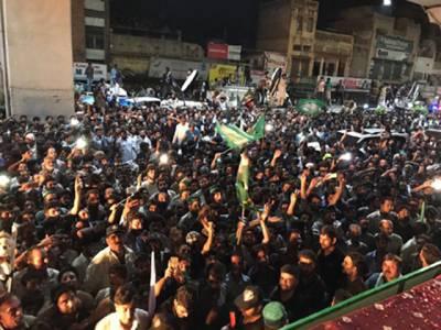 سابق وزیراعظم نوازشریف کی شام 6 بجے گوجرانوالہ آمد متوقع،3 ہزار سکیورٹی اہلکار تعینات،خرم دستگیر اور دیگر وزراءاستقبال کرینگے