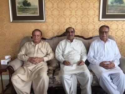 جہلم کے ٹیولپ ہوٹل سے نواز شریف، خواجہ سعد رفیق اور پرویز رشید کی ایسی تصویر سامنے آ گئی کہ دیکھ کر عمران خان بھی پریشان ہو جائیں گے کیونکہ۔۔۔