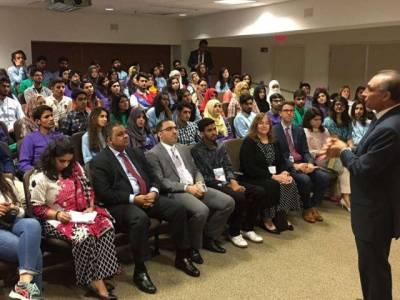 گلوبل ایکسچینج پروگرام، 96 پاکستانی طلباء کی امریکہ آمد
