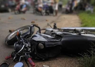 نواز شریف کی ریلی میں ایک ہی دن میں دوسرا افسوسناک واقعہ ،55 سالہ شخص موٹر سائیکل کی ٹکر سے جاں بحق