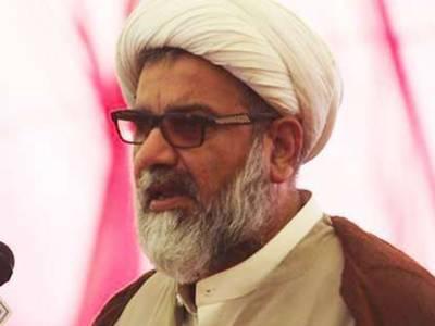 ریاستی اداروں سے عوام کا اعتماد ختم کرنے کی کوشش جمہوری اقدار کی نفی ،نواز شریف کا غیر سیاسی رویہ باعث شرم ہے :علامہ ناصر عباس