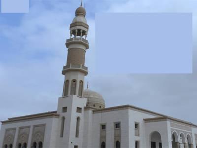 بحریہ ٹاون کراچی کے مکینوں کے لیے پہلی مسجد کا افتتاح کردیا گیا