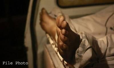 نامعلوم افراد کی سیالکوٹ میں فائرنگ، ایک خاتون جاں بحق،دوسری زخمی