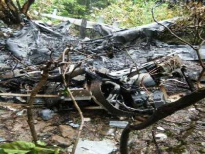 بھارتی فضائیہ کا بغیر پائلٹ جاسوس طیارہ کٹھوعہ ضلع میں گر کر تباہ