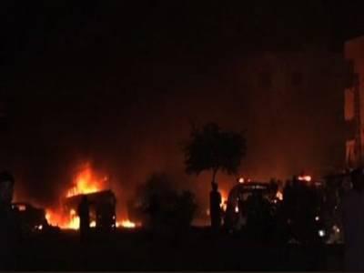 کوئٹہ میں پشین سٹاپ کے قریب دھماکہ ,پاک فوج کے 8 جوانوں سمیت 15 افراد شہید ، 25 زخمی ہوگئے