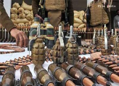 پشاور، سرچ آپریشن میں 272 مشتبہ افراد گرفتار، ملزموں کے قبضے سے دستی بم سمیت دیگر اسلحہ برآمد