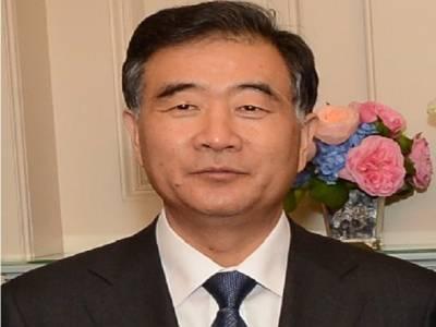 چینی نائب وزیراعظم 2 روزہ سرکاری دورے پر پاکستان پہنچ گئے، یوم آزادی کی تقریبات میں شرکت کرینگے