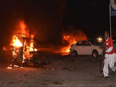 کوئٹہ میں فوجی ٹرک پر حملہ، داعش نے ذمہ داری قبول کرلی