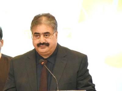 ملک میں ہونے والی دہشت گردی کسی نظریے کی نہیں بلکہ پیسے کی جنگ ہے:وزیراعلی بلوچستان نواب ثنا اللہ زہری